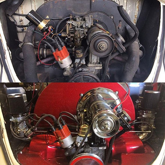 Before and after if _mrtickle1967beetle
