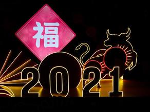 Peruntungan 12 Shio di Tahun 2021