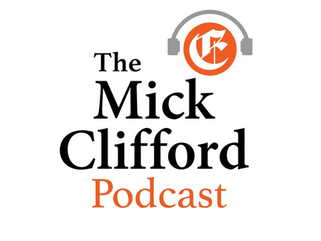 The Mick Clifford Interview Podcast