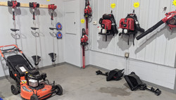 Small Engine & Lawn Care Rental Equipment