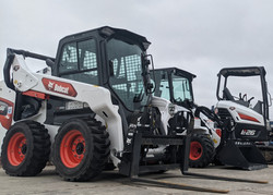 Rent Skid Loaders and Track Loaders