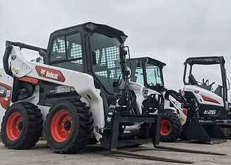 Rent Skid Loaders and Track Loaders in O