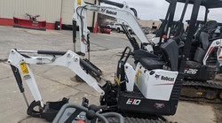 Excavator Equipment Rental