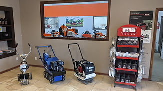 Landscaping Equipment for Rent in Omaha