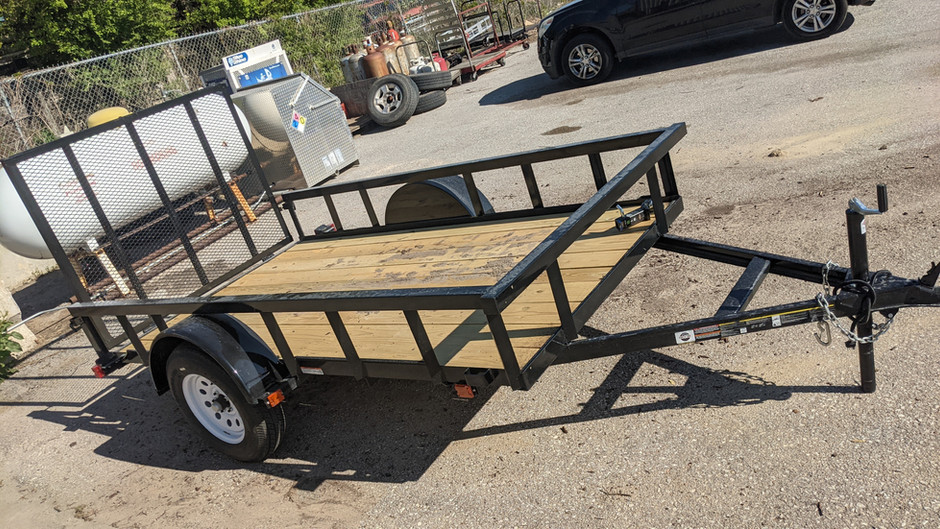 Rent Small Utility Trailers