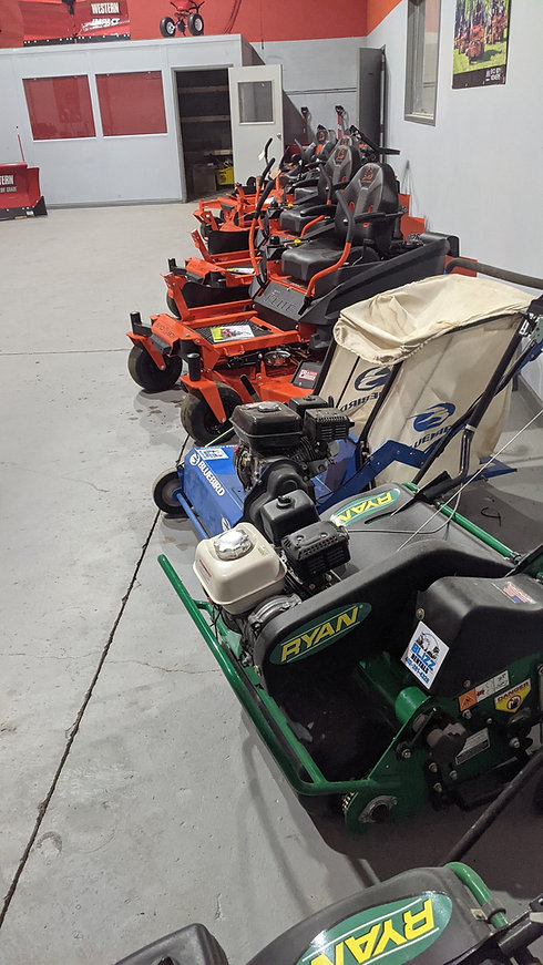Lawn & Lanscaping Equipment Rental Services