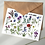 Thumbnail: Insect-friendly activity set - with blue cornflower seeds