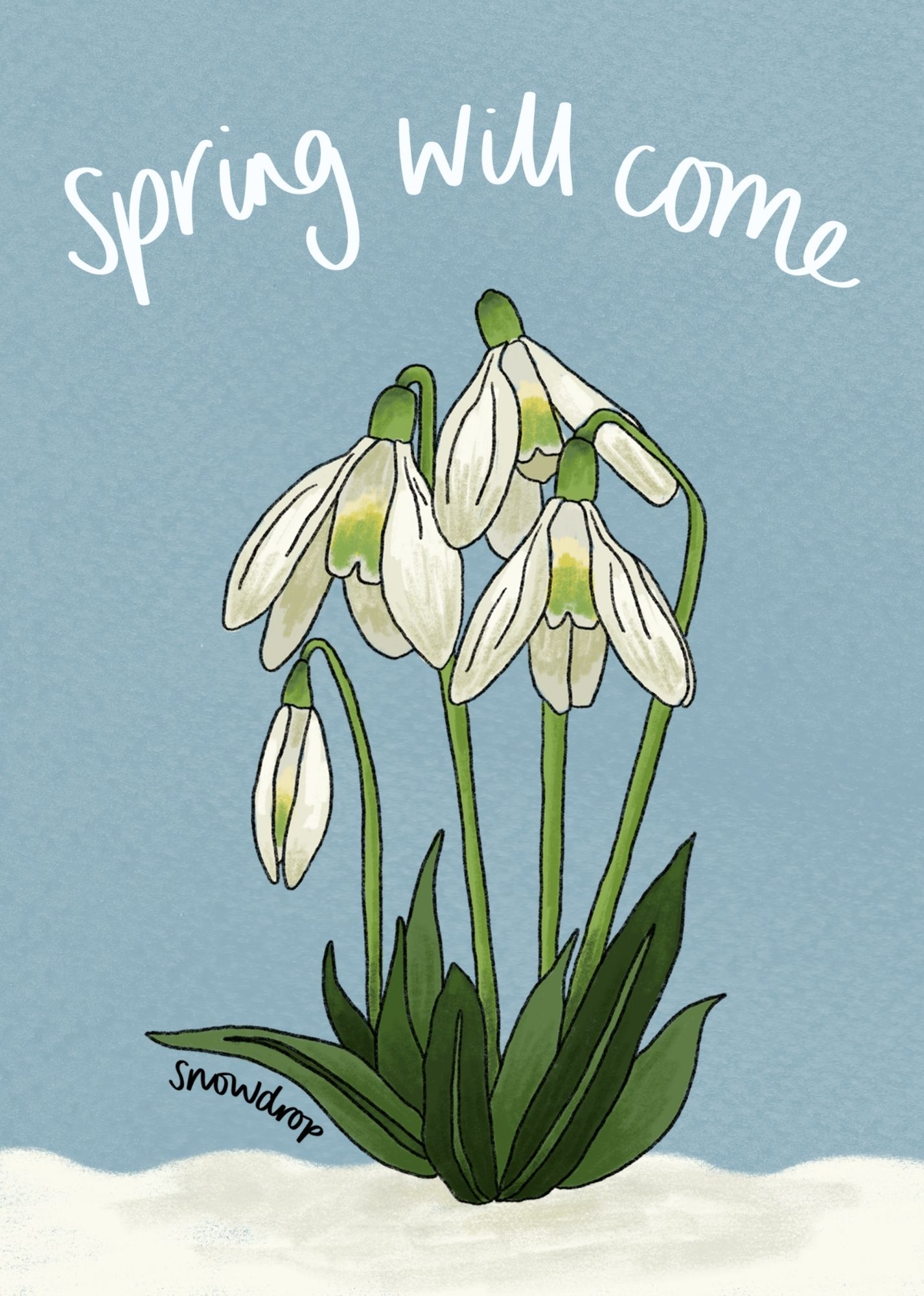 Spring will come