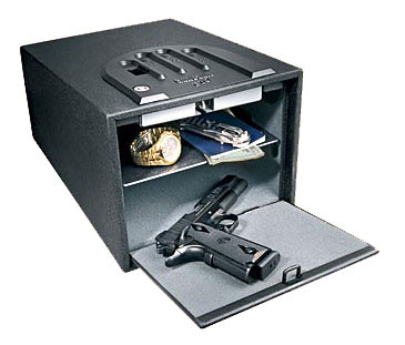 Gun Safes Can Be Used To Provide Secure & Accessible Storage