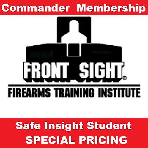 Commander Membership - Lifetime+