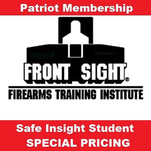 Patriot Membership - Lifetime
