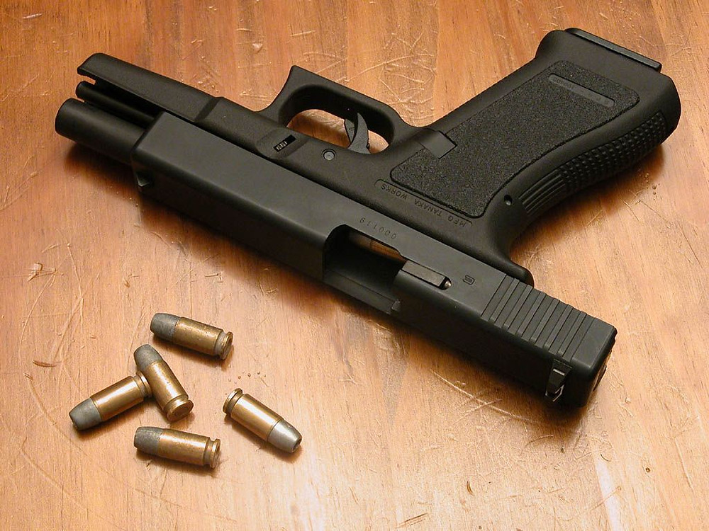 How to clear (unload) a semi-automatic pistol