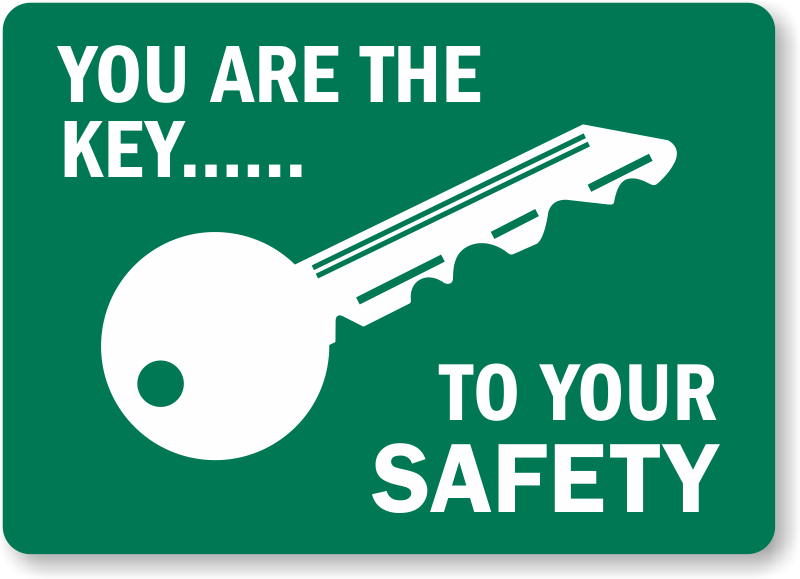 Real Estate Agent Key To Safety