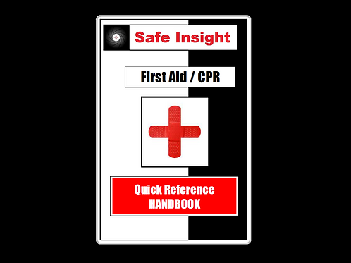 First Aid / CPR: Quick Reference Handbook