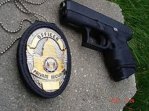 Private Security Firearms