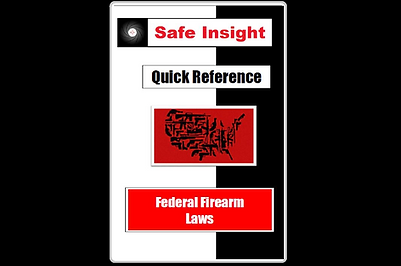 Federal Firearm Laws - COVER Website Wix