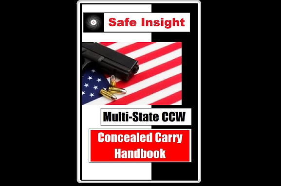Multi-State CCW Training on handgun laws