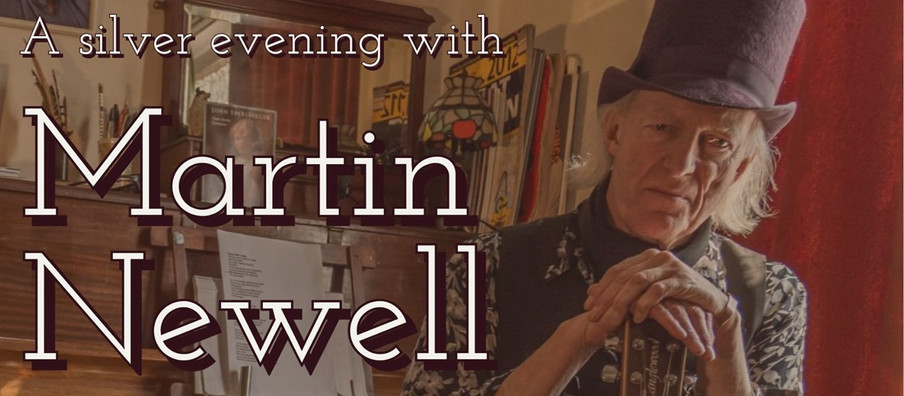 A Silver Evening With Martin Newell