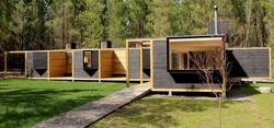 Ξύλινα σπίτια / προκατ κατοικίες