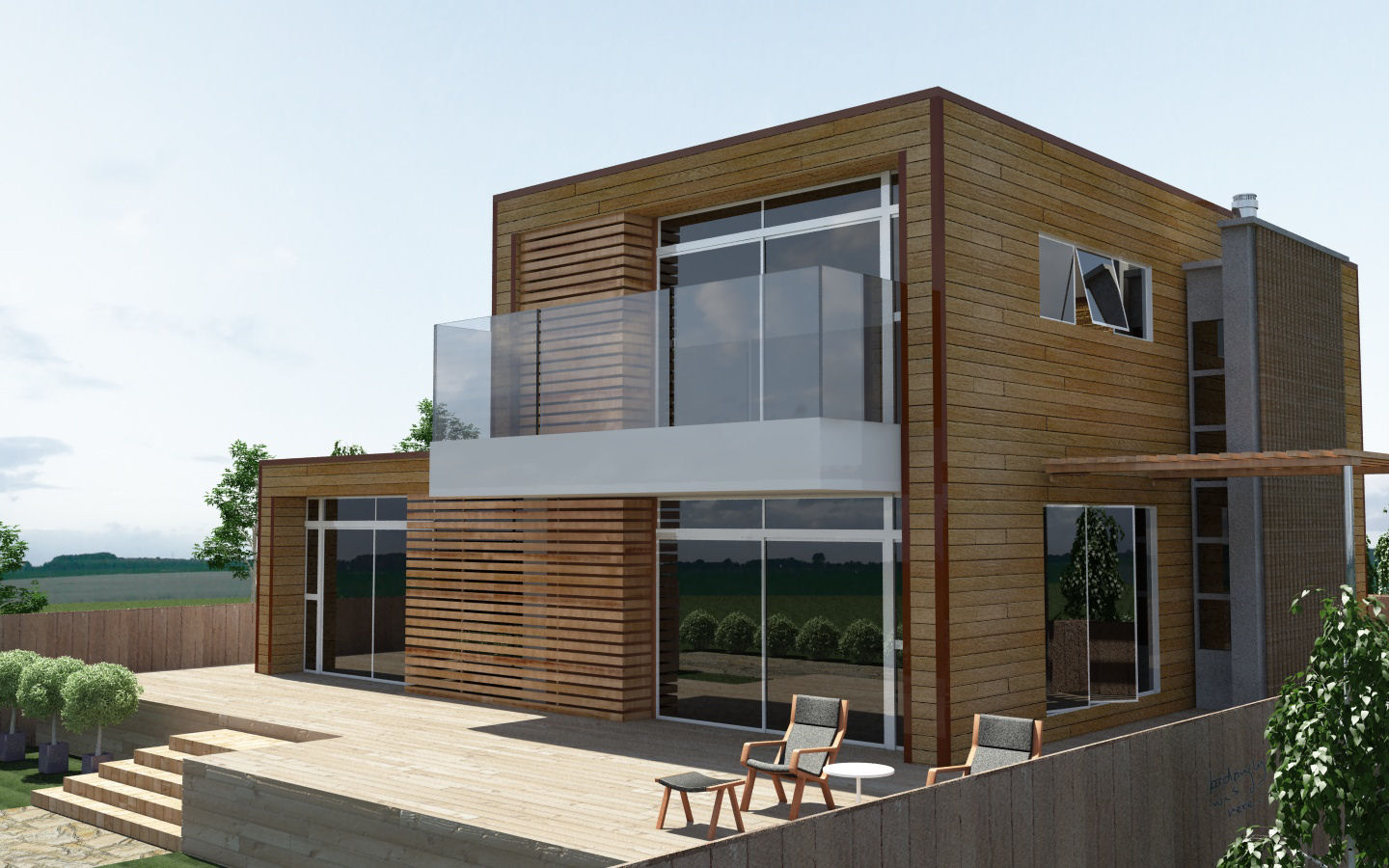 Wooden Houses / Prefabricated Houses