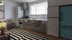 3 in One - L room Kitchen Corfu
