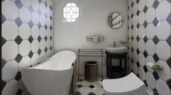 3 in One - Bathroom Corfu