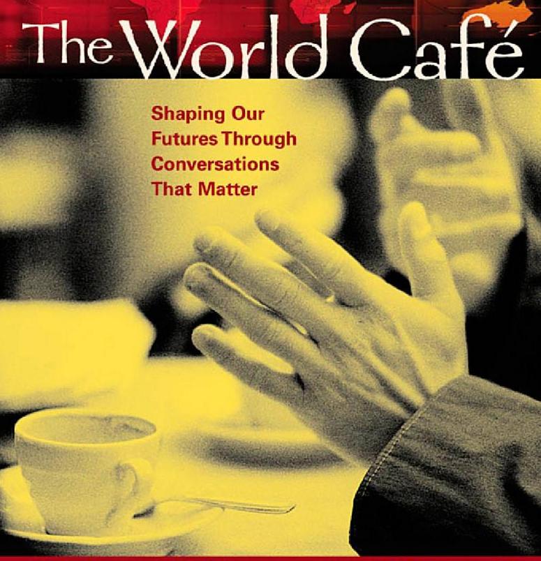 The Fire of Faith World Cafe'