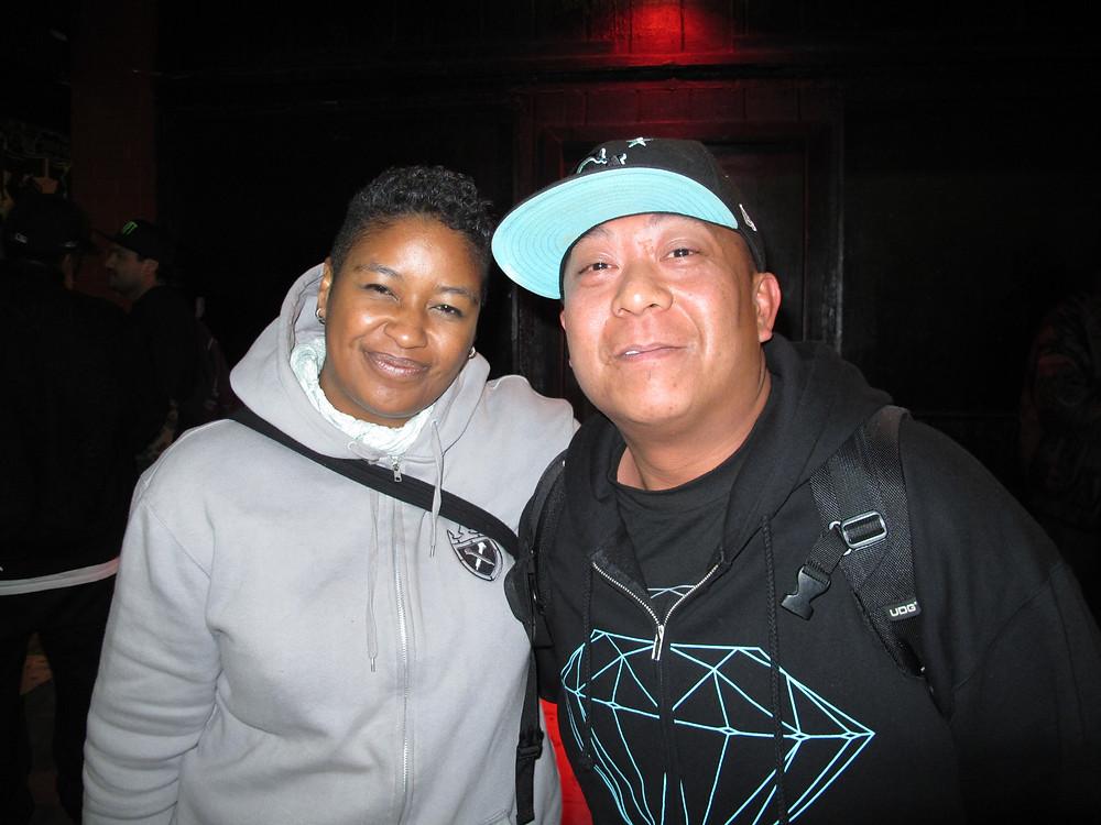 One of my favourite deejays BABU (Los Angeles)