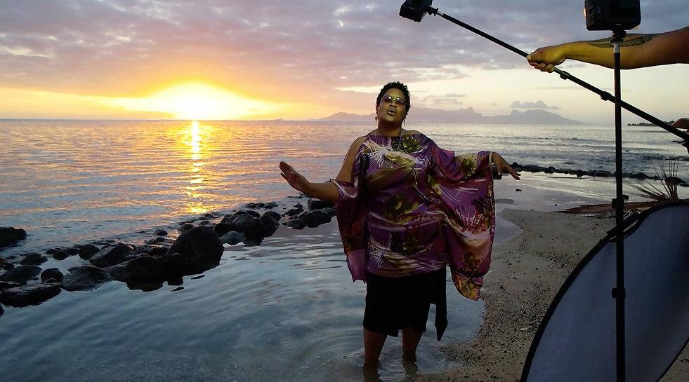 Tahiti looking across to Moorea_Music vi