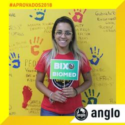 Parabéns_Andressa_Fiorenzano_BIXO_BIOMED