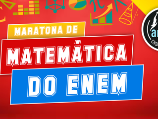 Maratona de Matemática do Enem - Atividade aberta ao público.