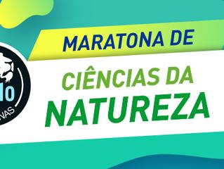 Maratona de Ciências da Natureza 2018 - Atividade aberta ao público.
