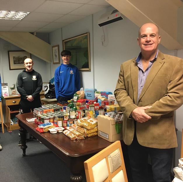 Elite Schools Food Donation