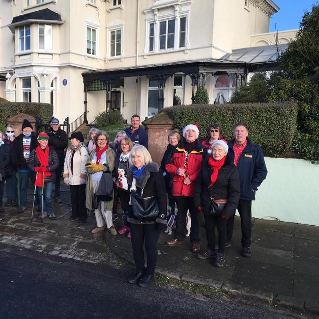 Christmas Walking Group