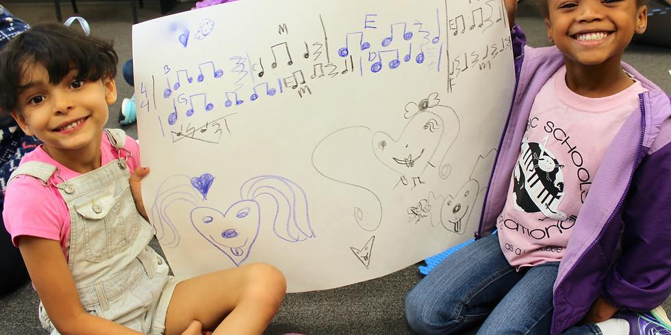 Composing Workshop-Children (Wednesday)