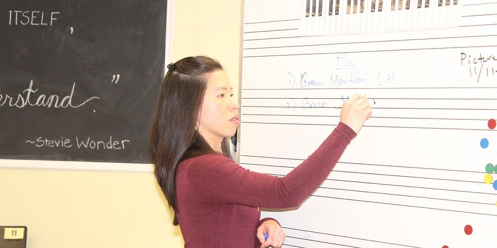 Field of Study: Music Theory 101