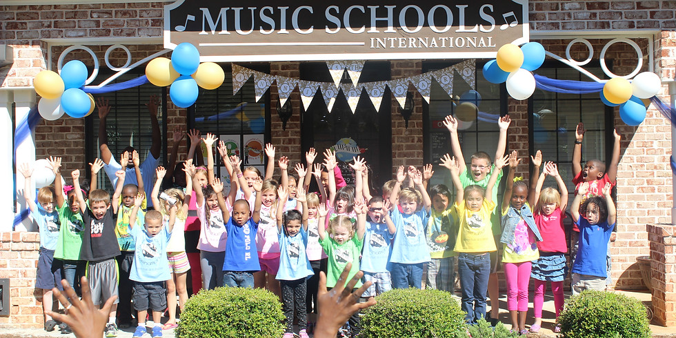 MSI World Music Camp Ages 5 - 12