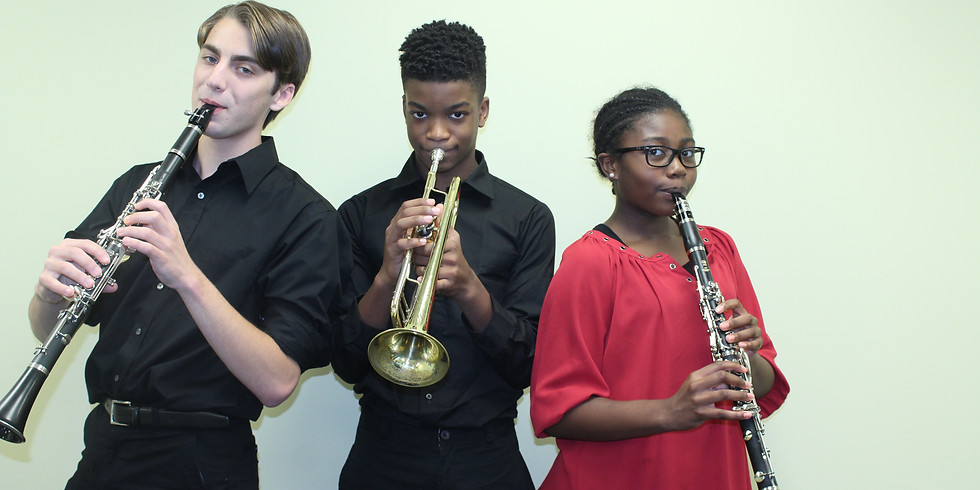 Youth Instrumental Day Camp (Ages 7 - 15)