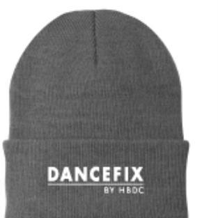 DANCEFIX GREY Beanie hat