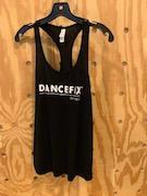 Women's DANCEFIX Black Tank