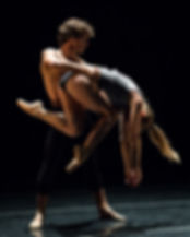 Opus 5.5, photo by Peter Mueller, dancer
