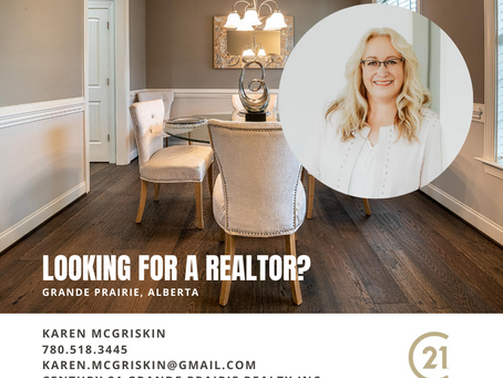 Karen McGriskin, Century 21 Realtor, Graphic Design & Social Media
