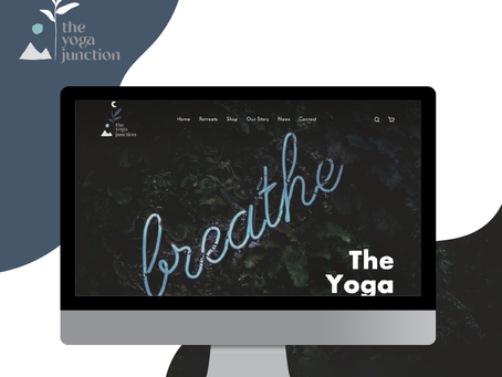 The Yoga Junction Website Content & Brand Messaging