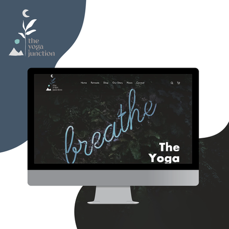 The Yoga Junction Website Content & Brand Messaging
