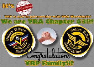 Congrats Vulcan Riders Philippines