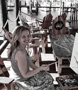 artist Julia Kostsova,Fine Art Kostsova