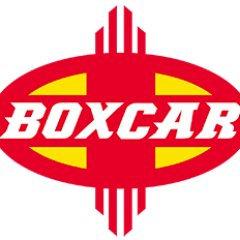 Boxcar Santa Fe