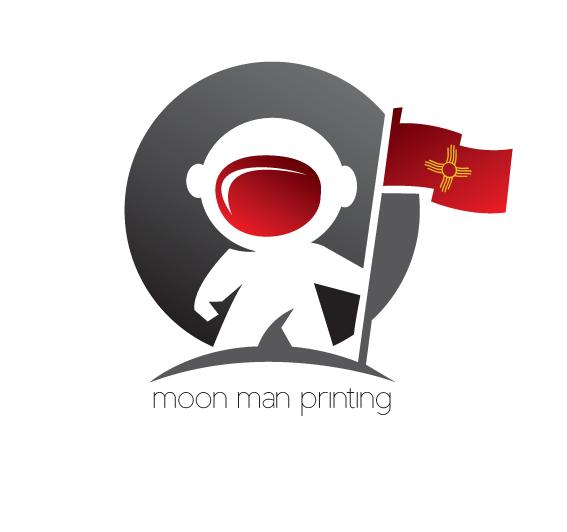 Moon Man Printing