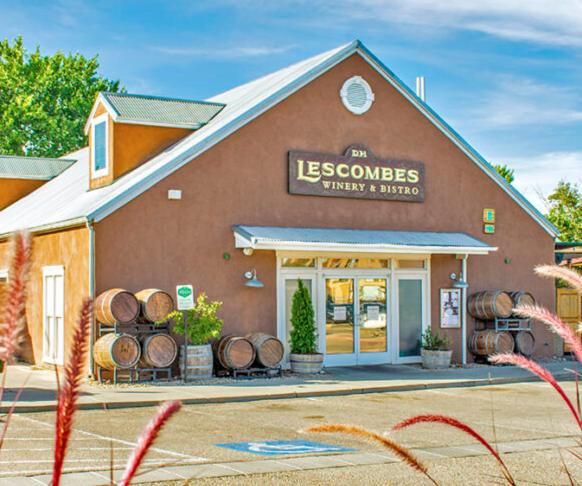 D.H. Lescombes Winery & Bistro