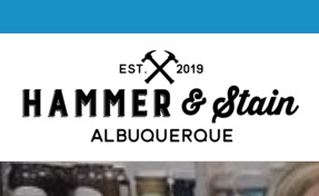 Hammer and Stain ABQ